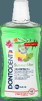 Ополаскиватель для полости рта Dontodent Summer Mint Mundspülung- летняя свежесть
