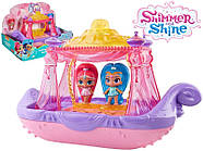 "Игровой набор ""Шиммер и Шайн"" на лодочке / Fisher-Price Shimmer & Shine Swing & Splash Genie Boat DTK86, фото 2"