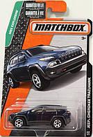 Matchbox, 2017 MBX Explorers, Jeep Cherokee Trailhawk [Dark Blue] 102/125 (Канада)