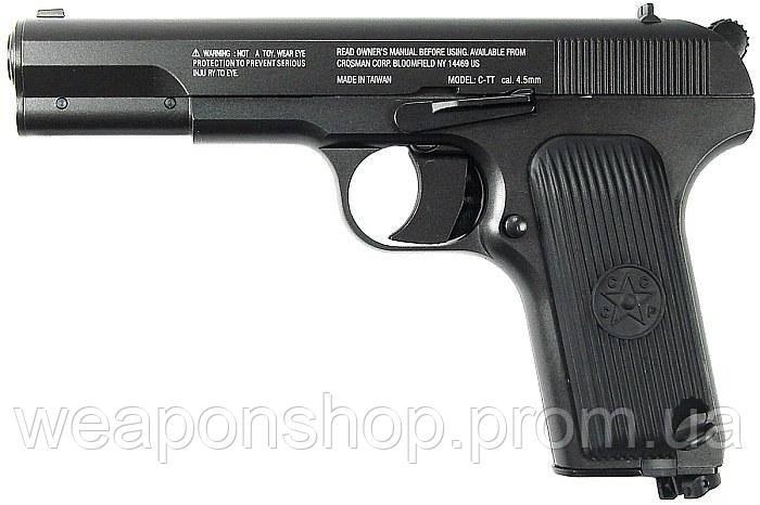 Пистолет Crosman C-TT, фото 1