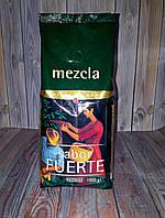 Кофе зернах Mezcla Sabor Fuerte 1 кг
