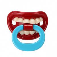 Соска - пустышка Зубы