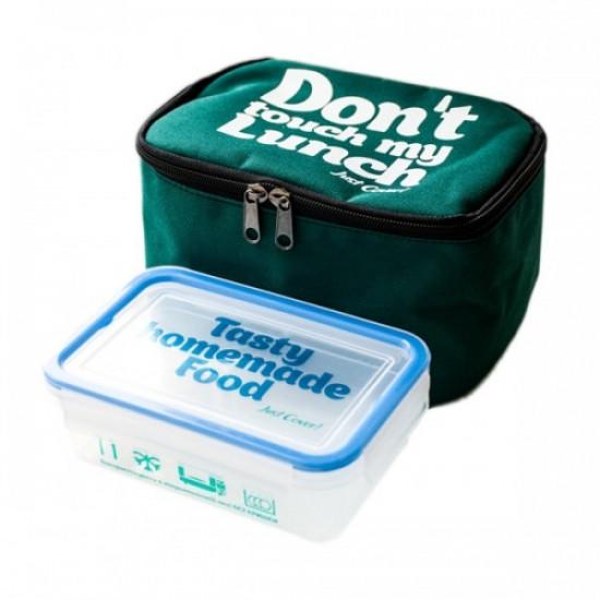 Термо Сумка Lunch Bag mini Green