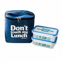 Термо Сумка Lunch Bag maxi Blue