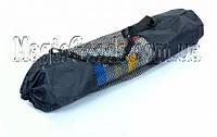 Коврик для йоги (йога мат) PVC 5мм с чехлом , фото 1