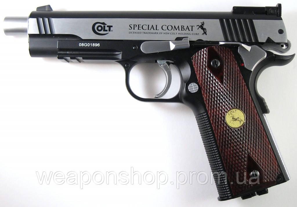 Пистолет Colt Special Combat Classic, фото 1