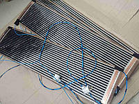 Hi Heat пленка обогревательная  80 см  комплект 0.80 х 0.75