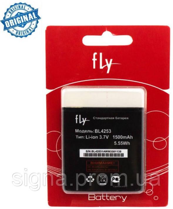 Аккумулятор батарея BL4253 для Fly IQ443 оригинальный - SIGNAL в Киеве