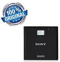 Аккумулятор батарея BA950 для Sony Xperia ZR C5502 C5503 оригинальный