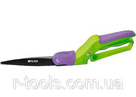 Ножницы 330 мм газонные поворот режущей части на 360 градусов пластмассовые ручки PALISAD 608628