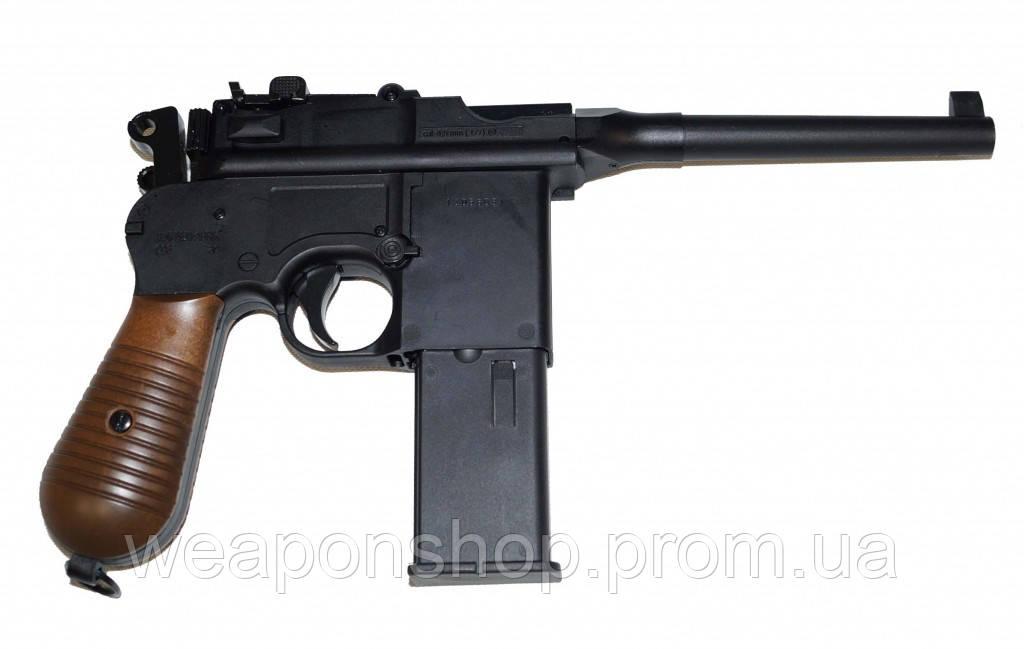 Пистолет Umarex Legends C96, фото 1