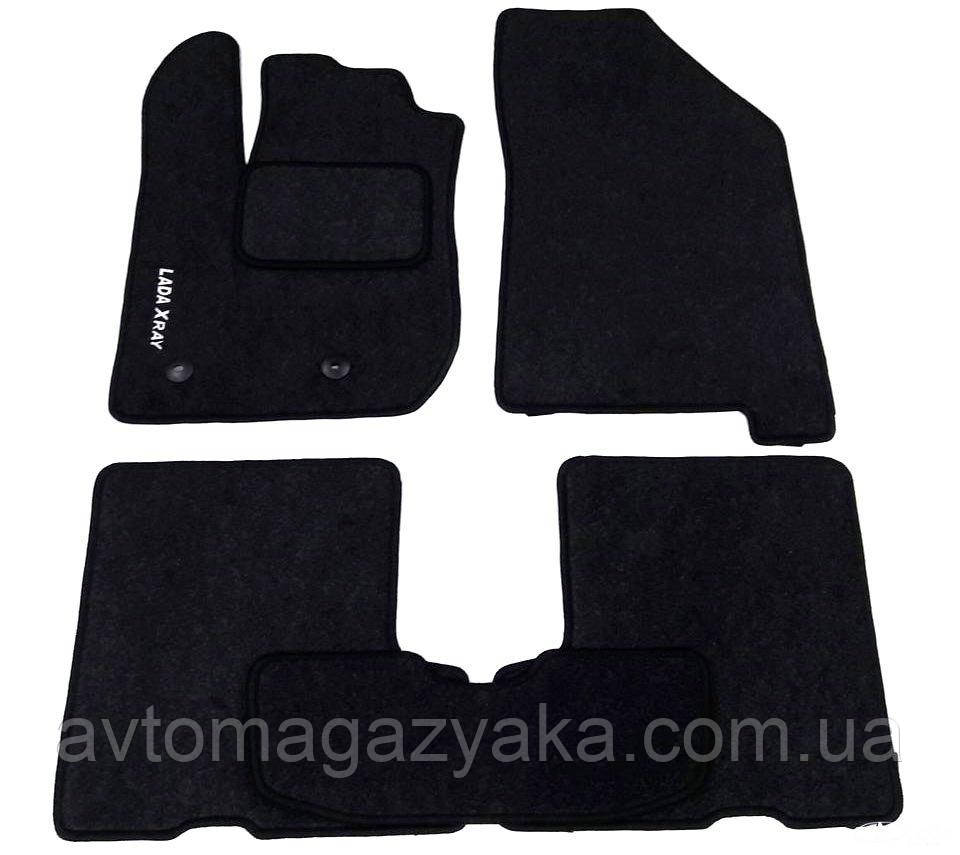 Коврики текстильные для Chevrolet PVC Aveo Lacetti Бежевый (Чернигов)