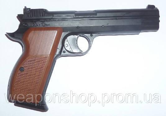 Пистолет SAS P210