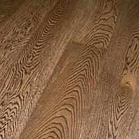 Паркетная доска Focus Floor (Фокус Флор) коллекция Однополосная  Дуб Cантана  престиж