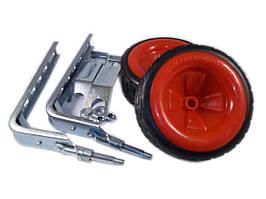 Велоколесо боковое детское универсальное красное