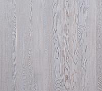 Паркетная доска Focus Floor (Фокус Флор) коллекция Однополосная  Дуб Этесиан белый матовый престиж
