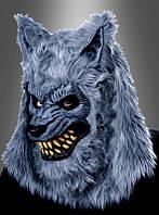 Страшная маска волка