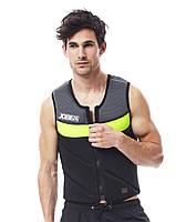 Спортивный страховочный жилет Hybrid Comp Vest Men Lime