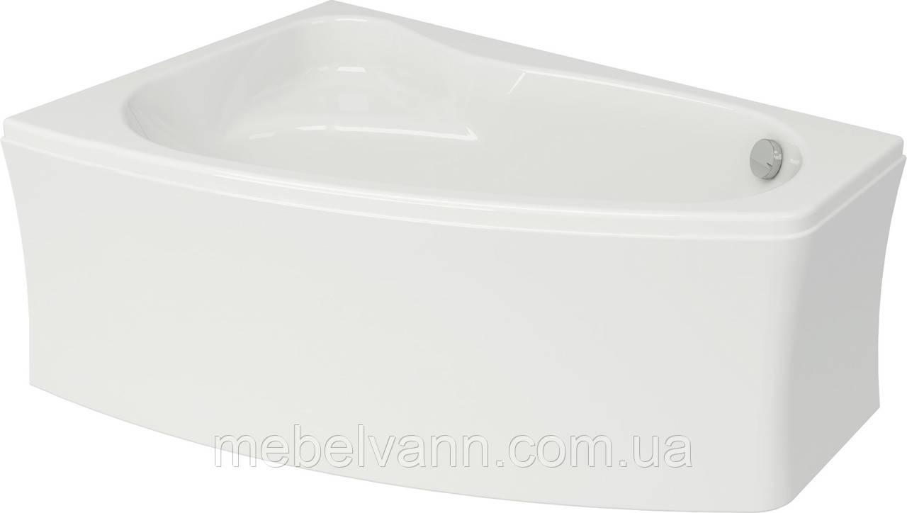 Ванна SICILIA 150х100 левая с панелью