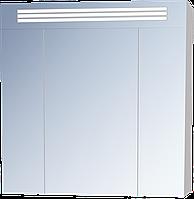 """Шкаф зеркальный Мойдодыр """"Лагуна"""" ЗШ-100 с LED подсветкой"""