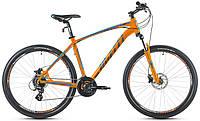 """Велосипед 27,5 Spelli SX-4700 disk 21"""" 2017"""