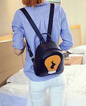 Оригинальный рюкзак с лампочкой, фото 2