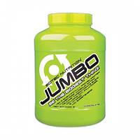 Гейнер Jumbo Scitec Nutrition 4400г, капучино