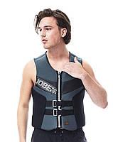Спортивный страховочный жилет Black Support Vest Man