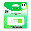USB флешка Apacer AH335 32GB Green (AP32GAH335G-1), фото 3
