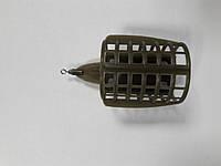 Кормушка фидерная с крыльями пластиковая 70г, фото 1