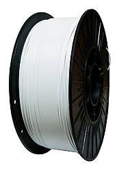 ABS нить 1.75 мм  для 3d печати, белый, 1 кг