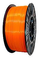 АБС пластик 1 кг для 3d принтеров и ручек, оранжевый