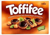 Шоколадные конфеты STORCK Toffifee Die Haselnuss in Caramel mit Nougatcreme und Schokolade