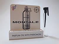 Масляные духи с феромонами Montale Vanille Absolu 5 ml