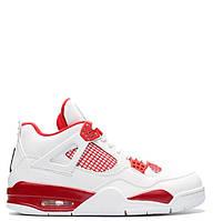 Женские  баскетбольные кроссовки Air Jordan IV Retro 89