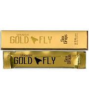 Возбуждающее женские капли Испанская золотая мушка Spanish Gold Fly 12 шт