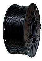 АБС нить 1.75 мм 1 кг пластик для 3d печати, черный