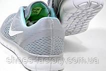 Кроссовки женские Nike Free Run RN, Gray, фото 3
