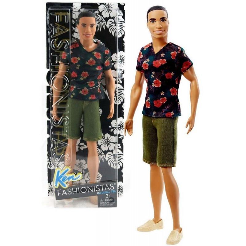 Кукла Кен  Игра с модой  Барби