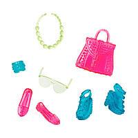 Набор аксессуаров и обуви для Барби Игра с модой