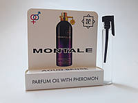 Масляные духи с феромонами Montale Aoud Sense 5 ml