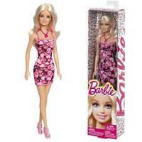 Кукла Барби модница в розовом платье Barbie