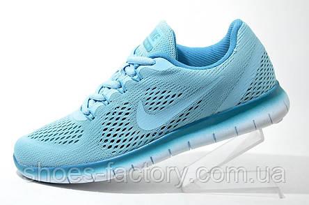 Кроссовки женские в стиле Nike Free Run RN, Turquoise, фото 2