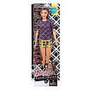 Кукла Барби Модница  Barbie Fashionistas Doll 52 Plaid On Plaid - Tall Doll, фото 3