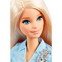Кукла Барби модница в джинсовом голубом платье  Barbie Fashionistas Doll 49 Double Denim Look , фото 3