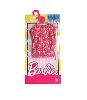 Одежда для куклы Барби платье в треугольники
