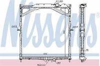 Радиатор охлаждения VOLVO FH, NH nissens-65467a