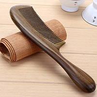 Гребень для волос из дерева сандал