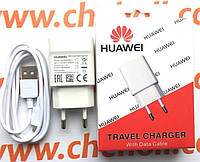 Сетевое зарядное устройство 2 в 1 для Huawei Honor 3C lite Оригинал