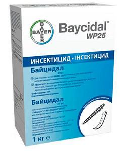 "БАЙЦИДАЛ® 25 WP (Baycidal WP25) ""Bayer"" - Интернет магазин ""Longray Ukraine"" в Кривом Роге"
